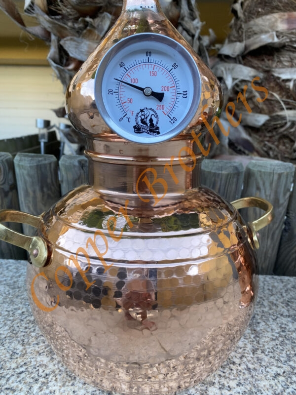 copper brothers soldered alembic