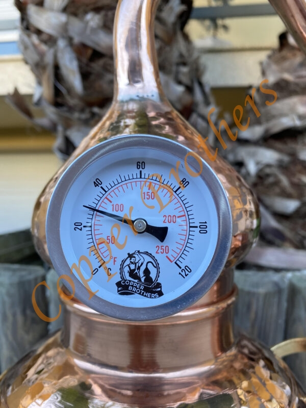 copper brothers thermometer
