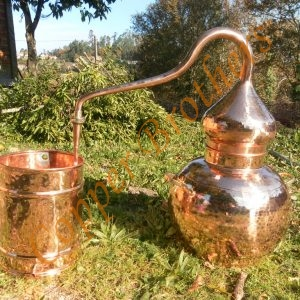 Premium Copper Soldered Union Alembic Stills