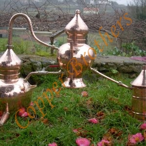 Premium Copper Charentais alembic stills