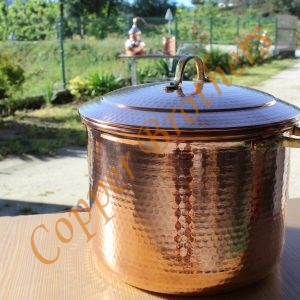 Copper Brew/Stew Pots