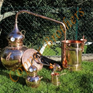 Complete Premium Distilling Kits- Alcohol Distillation